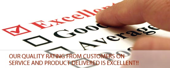 Corpred�s quality rating from our customers on our tax depreciation schedule reports and our service is excellent.
