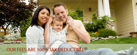 Corpred�s fees for a tax depreciation schedule are 100% tax deductible